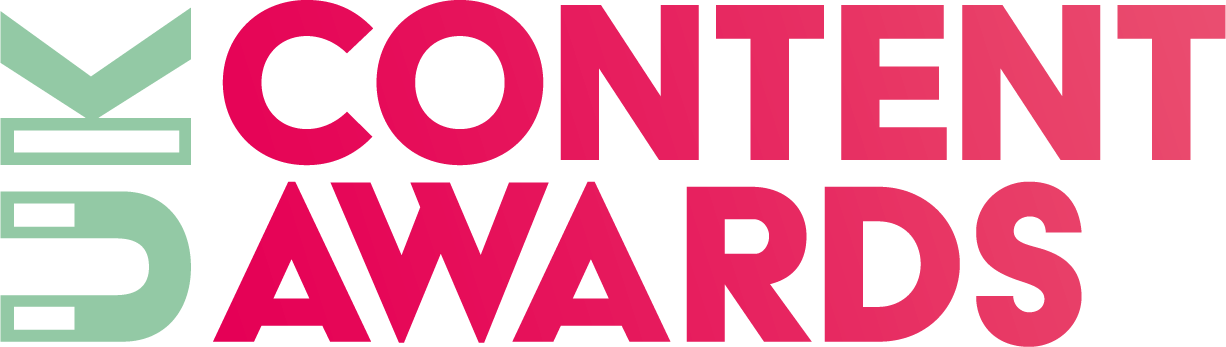 UK Content Awards logo